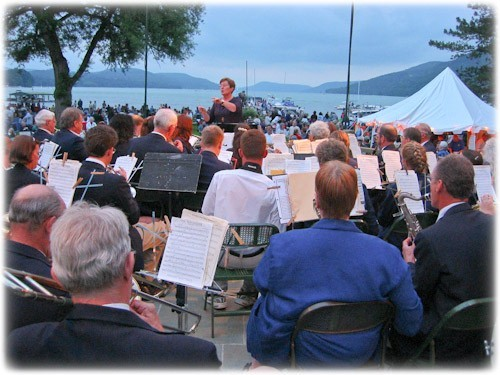July 4 Band Concert